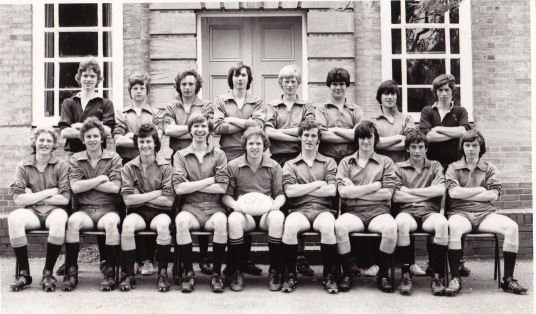 1st XV Rugby - 1979