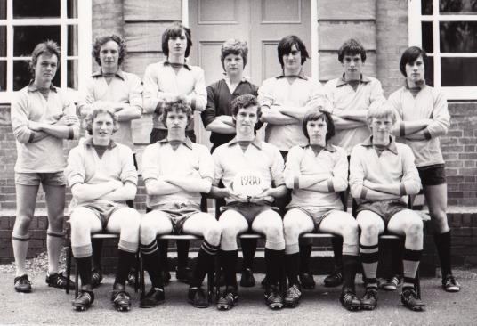 Football 1st XI - 1979