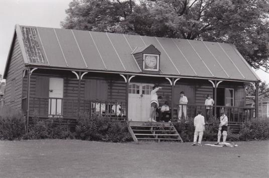 Cricket Pavilion - 1932-1992